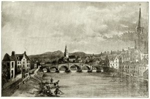 Inverness by A. Ross