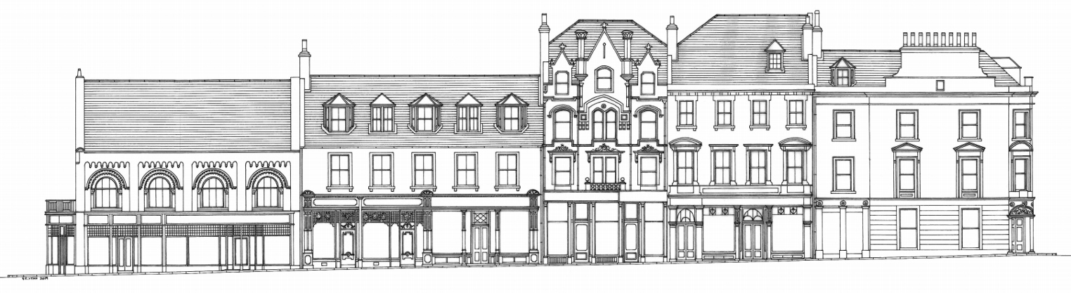 Inglis Street 1926
