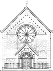 Wesleyan Church, Inglis Street